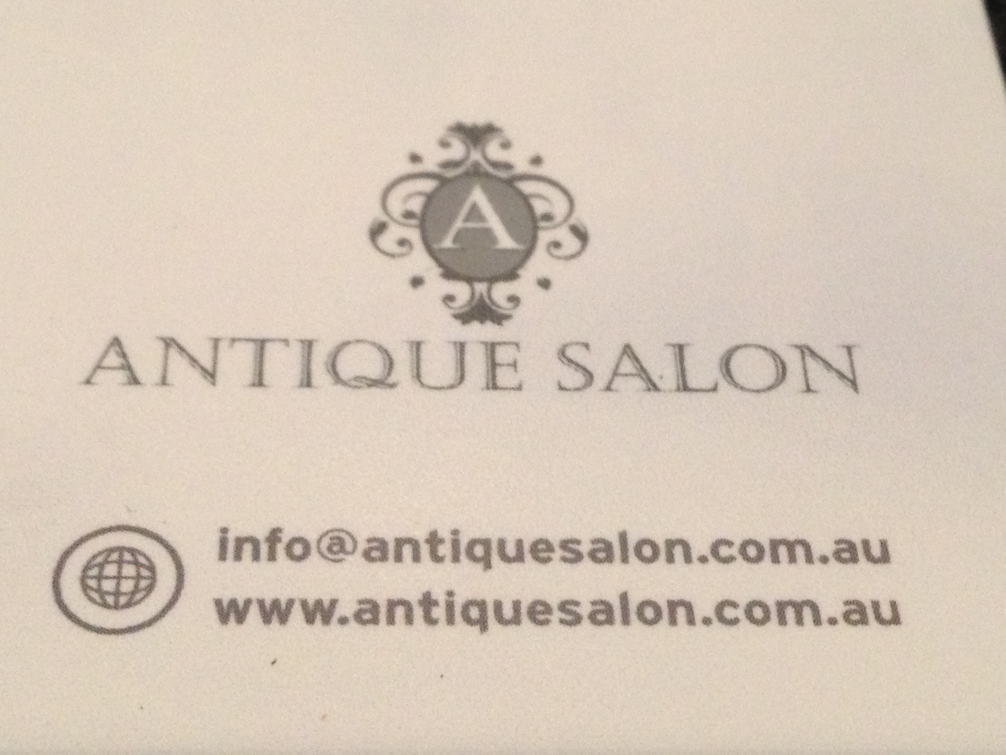 Antique Salon Bonner